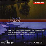 Liadov - Orchestral Works (CD)