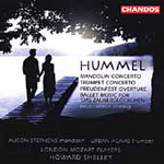 Hummel: Orchestral Works (CD)