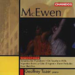 McEwen: Piano Works (CD)