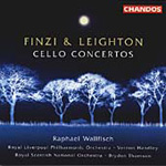 Finzi; Leighton: Cello Concertos (CD)