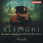 Respighi: Chamber Works (CD)