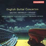 Arnold; Berkeley, L: Guitar Concertos; Walton: (5) Bagatelles arranged for Guitar and Orchestra (CD)