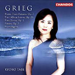 Grieg: Piano Works (CD)