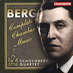 Berg: Chamber works (CD)