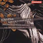 Schnittke: Symphony No 6; Concerto Grosso No 2 (CD)