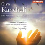 Kancheli: Mourned by the Wind; Simi (CD)