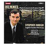 Hummel: Piano Concertos (CD)