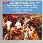 Vaughan Williams: Dona Nobis Pacem; Five Mystical Songs (CD)