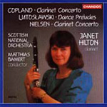 Works for Clarinet and Orchestra (CD)