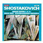 Shostakovich: Ballet Suites (CD)