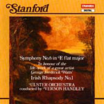 Stanford: Symphony No 6; Irish Rhapsody No 1 (CD)