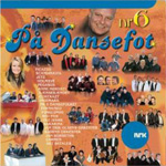 Produktbilde for På Dansefot 6 (CD)