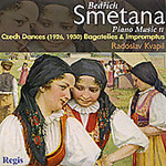 Smetana: Piano Works (CD)