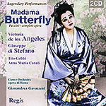 Produktbilde for Puccini: Madama Butterfly (UK-import) (CD)