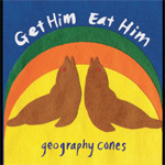 Geography Cones (CD)