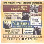 The Great 1955 Shrine Concert (CD)