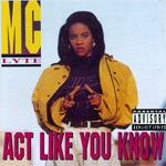 Act Like You Know (CD)