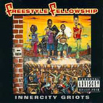 Innercity Griots (CD)