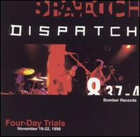 Four-Day Trials (Live) (CD)
