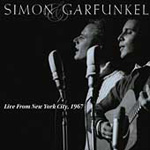 Live From New York City 1967 (CD)