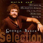 Single Hit Collection - Best Of George Baker Selection (CD)