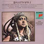 Stravinsky: The Complete Edition - Vol. 1: Ballets (3CD)
