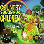 Country Songs For Children (CD)