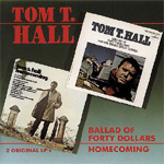 Ballad Of Forty Dollars / Homecoming (CD)