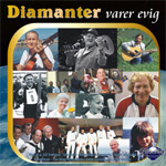 Diamanter Varer Evig (CD)