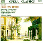 Produktbilde for Mozart: Così fan tutte (CD)