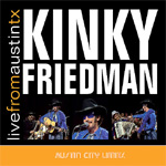 Live From Austin, Tx 1975 (CD)