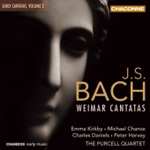 Produktbilde for Bach: Early Cantatas, Vol 2 (CD)