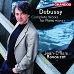 Debussy: Solo Piano Works, Vol 1 (CD)