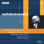 Tchaikovsky: The Nutcracker Suite, Act II; Shostakovich: The Bolt Suite (CD)