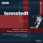 Produktbilde for Janácek: Glagolitic Mass; Strauss, R: Der Bürger als Edelmann (USA-import) (CD)