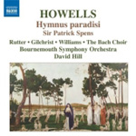 Howells: Sir Patrick Spens; Hymnus Paradisi (CD)