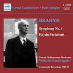 Brahms: Symphony No 1; Haydn Variations (CD)