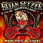 Red Hot & Live! (CD)