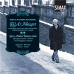 Mozart: Konsert For Bratsj Og Orkester (CD)