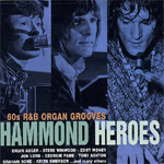 Produktbilde for Hammond Heroes - 60s R&B Organ Grooves (CD)