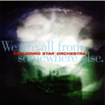 We Are All From Somewhere Else (CD)