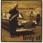 Pastorn & Diffen/Plenty Of (CD)