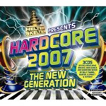 Hardcore 2007 - The New Generation (3CD)