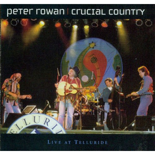 Crucial Country: Live At Telluride (CD)