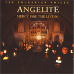 Mercy For The Living (CD)