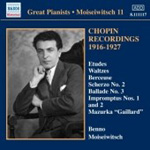 Great Pianists - Moiseiwitch, Vol 11 (CD)