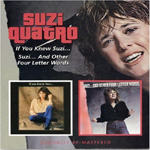 If You Knew Suzi.../ Suzi... And Other Four Letter Words (CD)