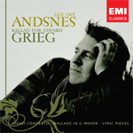 Leif Ove Andsnes - Ballad For Edvard Grieg (CD)