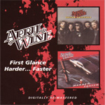 First Glance/Harder...Faster (CD)