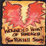 Wounded Heart Of America (Tom Russell Songs) (CD)